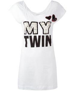 Twin-set | My Twin T-Shirt Small Cotton