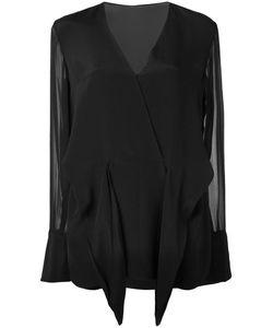 3.1 Phillip Lim | Tie-Front Blouse 2 Silk