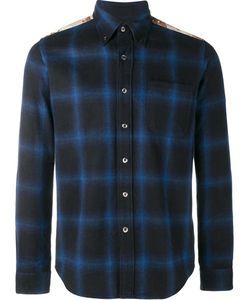 Sophnet. | Checked Cotton Shirt Xl Cotton