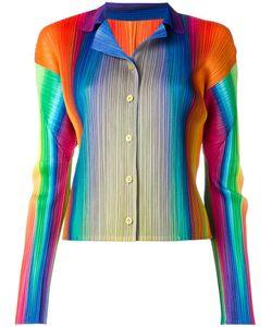 ISSEY MIYAKE VINTAGE | Pleats Please Pleated Shirt Medium
