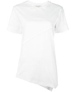 Cedric Charlier | Cédric Charlier Asymmetric Hem T-Shirt 42 Cotton