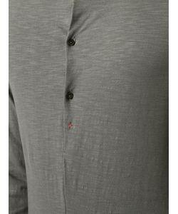MA+ | Henley T-Shirt 50 Cotton