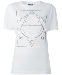 Mcq Alexander Mcqueen | Stylised Print T-Shirt Small Cotton
