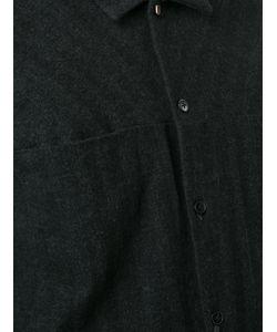 MA+ | Raw Edge Detail Shirt 46 Cotton