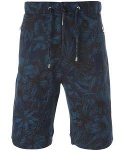 Etro   Print Shorts Large Cotton/Polyamide