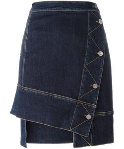 Vivienne Westwood Anglomania | Dodo Denim Skirt 28 Cotton/Spandex/Elastane