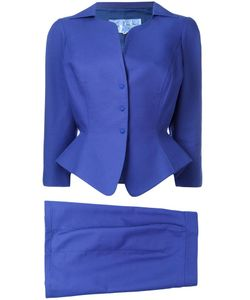 THIERRY MUGLER VINTAGE | Skirt Suit 42