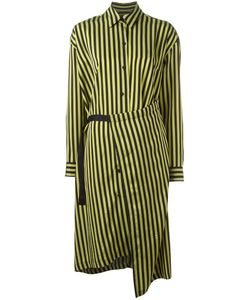 Christian Wijnants | Dont Striped Dress 36 Polyamide/Acetate