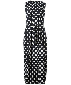 Christian Wijnants | Dile Polka Dots Dress 38 Cotton