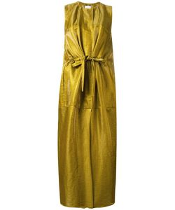 Christian Wijnants | Dile Dress 42 Linen/Flax/Polyamide