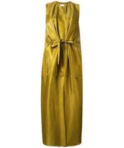 Christian Wijnants | Dile Dress 42 Linen/Flax/Polyamide