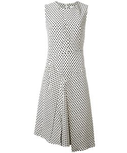 Christian Wijnants | Dena Polka Dots Dress 38 Viscose/Polyester/Spandex/Elastane/Cupro