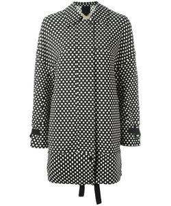 Christian Wijnants | Joho Polka Dots Coat 38 Viscose/Polyester/Cotton/Viscose