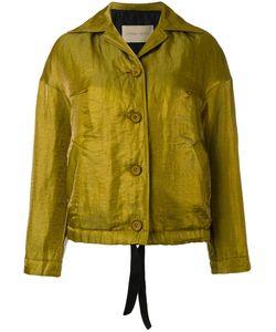Christian Wijnants | Josie Jacket 36 Linen/Flax/Polyamide/Polyester/Acetate