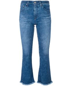 AG JEANS | Jodi Cropped Jeans 29 Cotton/Polyurethane