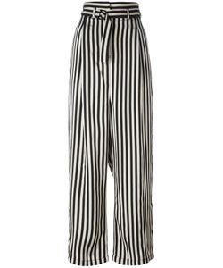 Christian Wijnants | Penny Trousers 38 Polyamide/Acetate