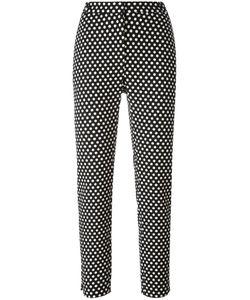 Christian Wijnants | Palm Polka Dots Trousers 36 Cotton/Polyester/Viscose/Spandex/Elastane
