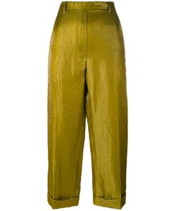 Christian Wijnants | Trousers 40 Linen/Flax/Polyamide