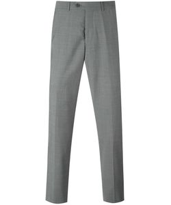 Armani Collezioni | Tailored Trousers 52 Virgin Wool
