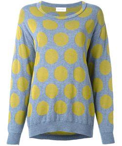 Christian Wijnants | Knack Jumper Medium Cotton/Polyamide/Wool