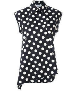 Christian Wijnants | Talla Polka Dots Shirt 40 Cotton