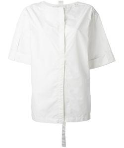 Christian Wijnants | Thais Shirt 34 Cotton/Polyamide