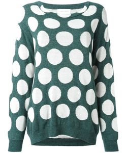 Christian Wijnants | Knack Jumper Small Cotton/Polyamide/Wool