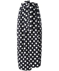 Christian Wijnants | Svel Polka Dots Skirt 40 Cotton/Cupro