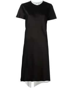 DKNY | Reversible Satin Dress 10 Polyester/Triacetate
