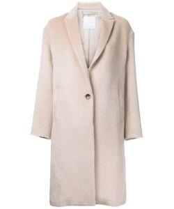 Cityshop | Classic Lapel Coat 36 Wool/Rayon/Acrylic/Alpaca