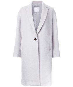 Cityshop | Classic Lapel Coat 36 Wool/Mohair/Acrylic