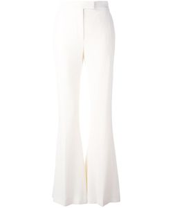 Alexander McQueen | Tailored Flared Trousers 42 Acetate/Viscose/Cupro