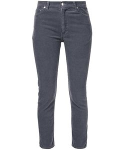 Cityshop | Corduroy Skinny Trousers 38 Cotton/Polyethylene