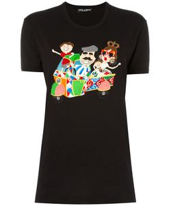Dolce & Gabbana | Dg Family Patch T-Shirt 38