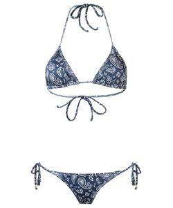 Sub | Triangle Bikini Set Medium Spandex/Elastane/Polyimide