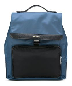 Dolce & Gabbana | Flap Backpack Nylon/Leather