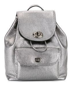 COACH | Drawstring Backpack Leather