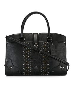 COACH | Studded Tote Leather/Metal Other
