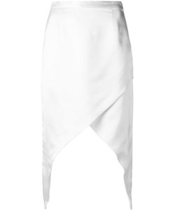 Adriana Degreas | Asymmetric Midi Skirt G Viscose