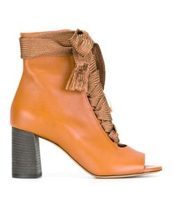 Chloe | Chloé Harper Booties 36 Leather