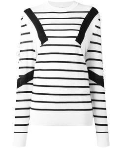 Neil Barrett | Striped Jumper Medium Wool
