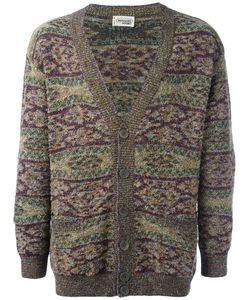 MISSONI VINTAGE | V-Neck Cardigan Adult Unisex Large