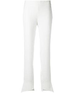 Adriana Degreas | Straight Leg Trousers P Polyester/Spandex/Elastane