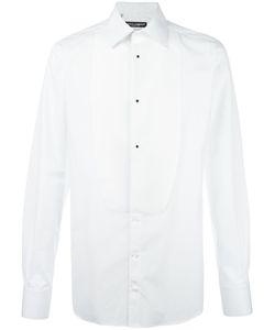 Dolce & Gabbana | Bib Shirt 40 Cotton