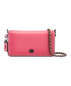 COACH | Chain Strap Crossbody Bag Leather
