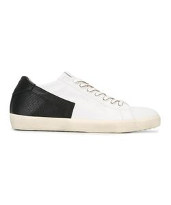 Leather Crown | Colour Block Sneakers 40 Leather/Rubber
