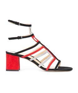 Marion Parke | Bridget Sandals 41 Suede/Leather