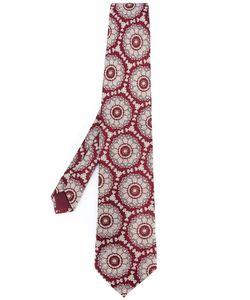 YOHJI YAMAMOTO VINTAGE | Woven Pattern Tie