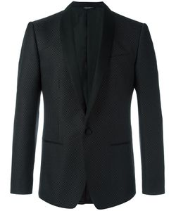 Dolce & Gabbana | Micro Dotted Tuxedo Jacket 52