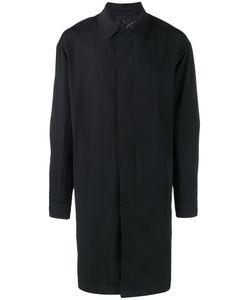 Lanvin | Raincoat 48 Virgin Wool/Cupro/Cotton